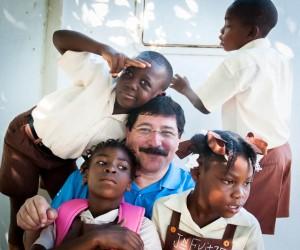 Visiting Pazapa in Jacmel, Haiti