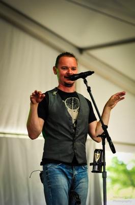 Patrick Murphy of Gaelic Storm