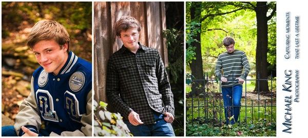 Ian Senior Portrait